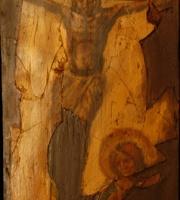 Crocifissione legno