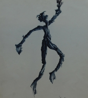 Bozza statua