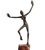Ballerina (bronzo)