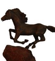 Cavallo (bronzo)